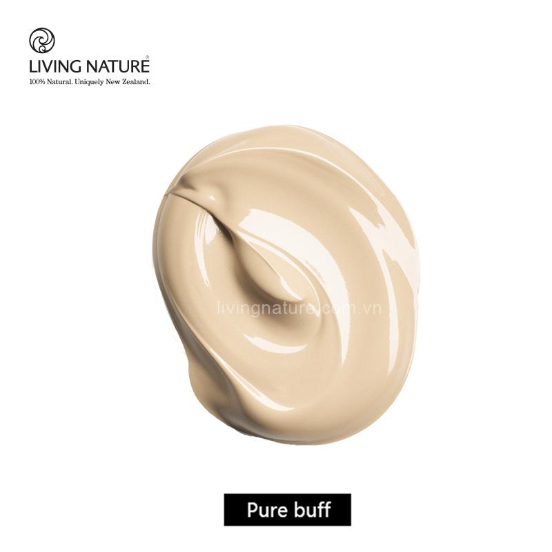 Kem nền tự nhiên Living Nature Pure Buff 3