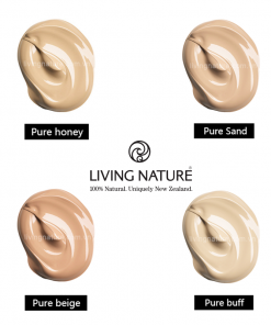 Kem nền Living Nature có 4 màu hot nhất