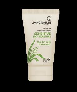 Kem giữ ẩm ban ngày cho da nhạy cảm Sensitive Day Moisture chính hãng Living Nature