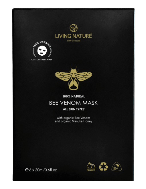 Bee Venom Mask chính hãng Living Nature