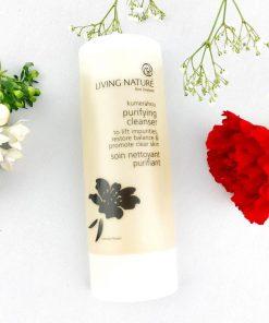 Sữa rửa mặt thanh lọc Living NaturePurifying Cleanser 100ml