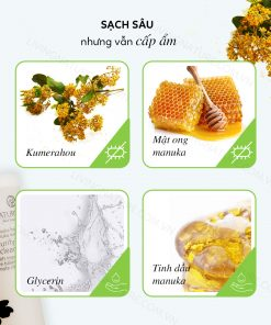 Sữa rửa mặt Living Nature Purifying Cleanser 1