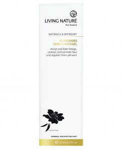 Sữa rửa mặt Purifying Cleanser Living Nature 2