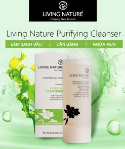 Sữa rửa mặt thanh lọc Living NaturePurifying Cleanser
