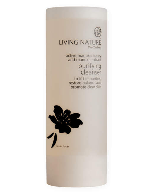 Sữa rửa mặt làm sạch thanh lọc Purifying Cleanser chính hãng Living Nature