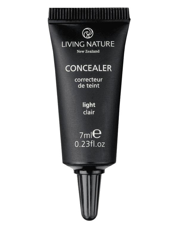 Kem che khuyết điểm tự nhiên Concealer Light chính hãng Living Nature