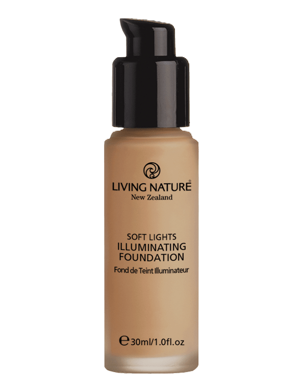 Kem nền hiệu ứng sáng Illuminating Foundation Day Glow - Living Nature