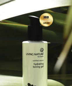 Gel dưỡng ẩm Living Nature Hydrating Toning Gel 120ml 2