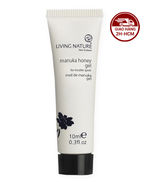 Gel trị mụn Living Nature Manuka Honey Gel