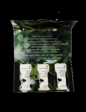 Bộ mẫu thử chăm sóc da đã được chọn lọc - Bestseller Living Nature