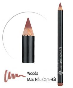 Chì kẻ môi Living Nature Lip Pencil - Woods