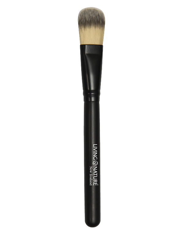Cọ tán nền Foundation Brush chính hãng Living Nature