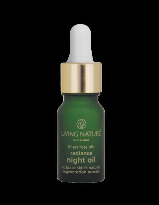 Dầu dưỡng da ban đêm Living Nature Radiance Night Oil