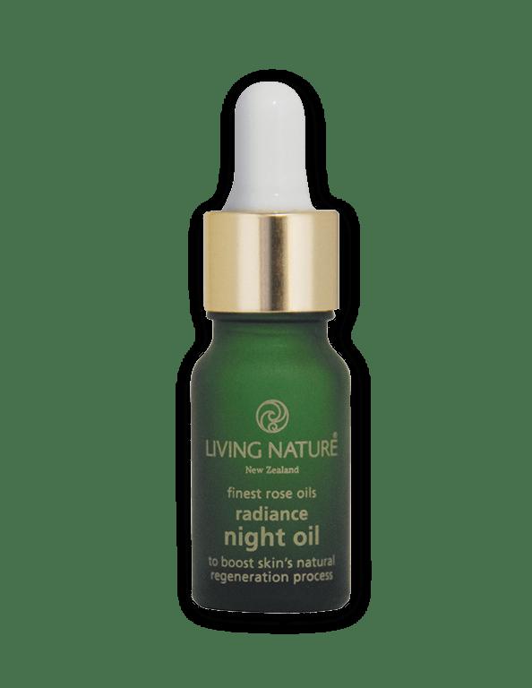 Dầu dưỡng da ban đêm Radiance Night Oil - Living Nature