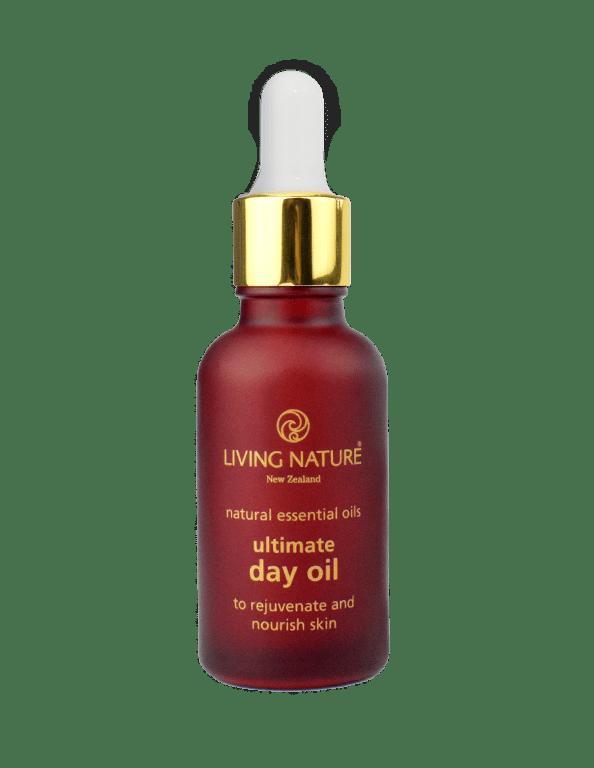 Tinh dầu dưỡng da thiết yếu ban ngày Ultimate Day Oil chính hãng Living Nature