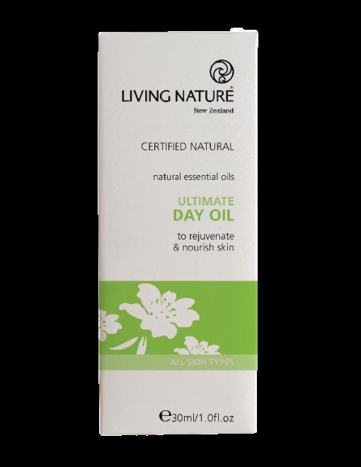 Dầu dưỡng da ban ngày Living Nature Ultimate Day Oil 1