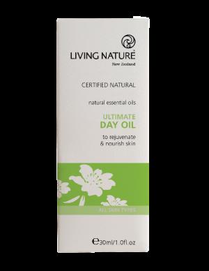 Tinh dầu dưỡng da thiết yếu ban ngày Ultimate Day Oil - Living Nature