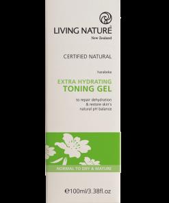 Gel siêu dưỡng ẩm Living Nature Extra Hydrating Toning Gel 1