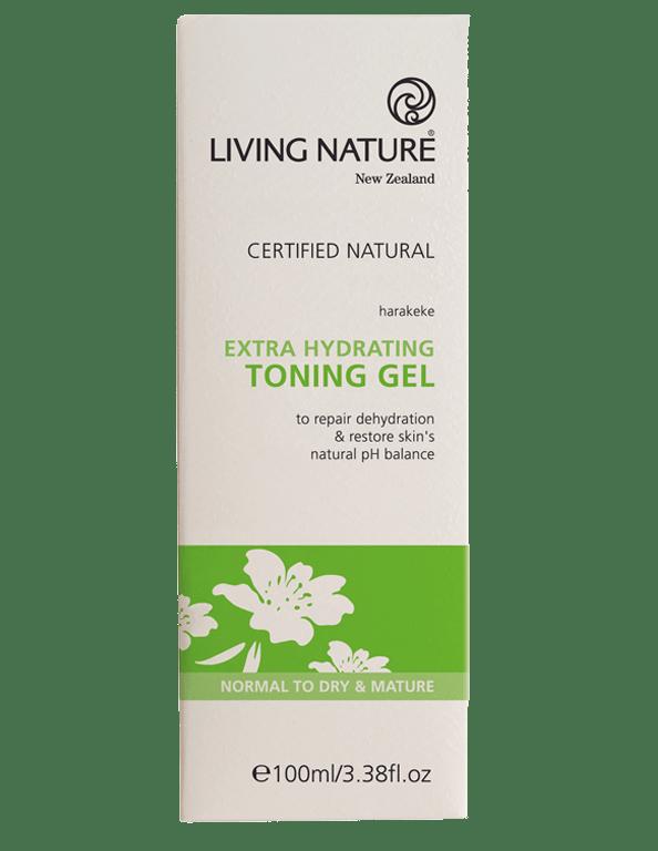 Gel dưỡng ẩm tác dụng gấp đôi Living Nature