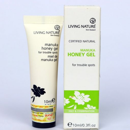 Gel trị mụn Living Nature Manuka Honey Gel 2