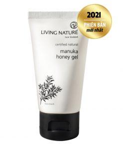Gel mật ong Living Nature Manuka Honey Gel 50ml