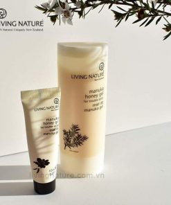 Gel trị mụn Living Nature Manuka Honey Gel 50ml 1