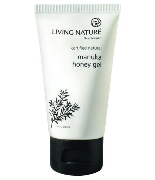 Gel trị mụn Living Nature Manuka Honey Gel 50ml 2021