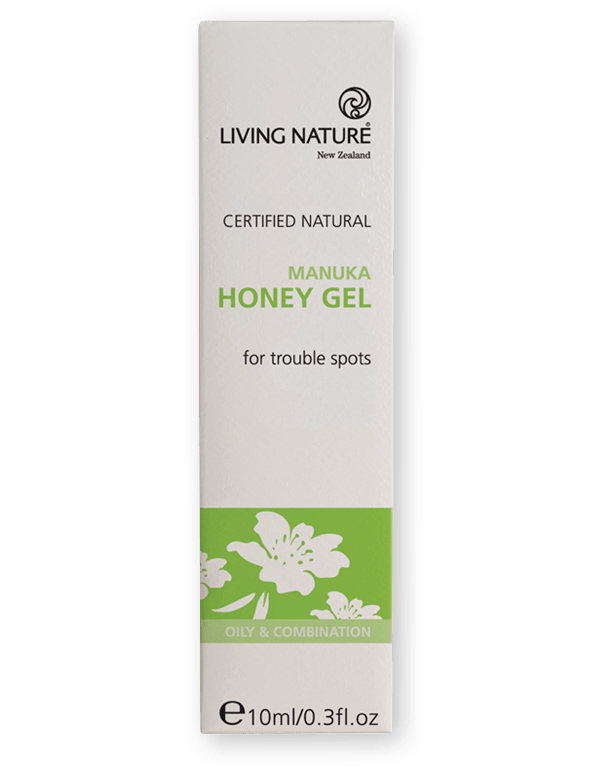 Gel trị mụn Manuka Honey Gel - Living Nature
