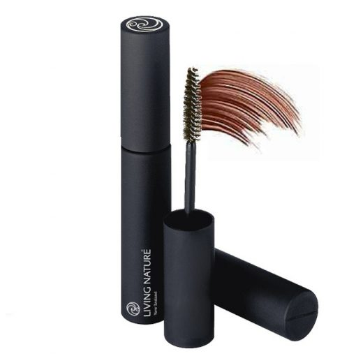 Mascara Living Nature  - Thickening Blackened Brown 4