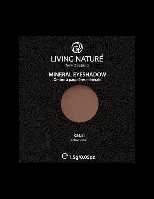 Phấn mắt tự nhiên Living Nature Kauri (Shimmer - Brown)