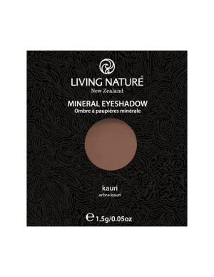 Phấn mắt Kauri (Shimmer - Brown) - Living Nature