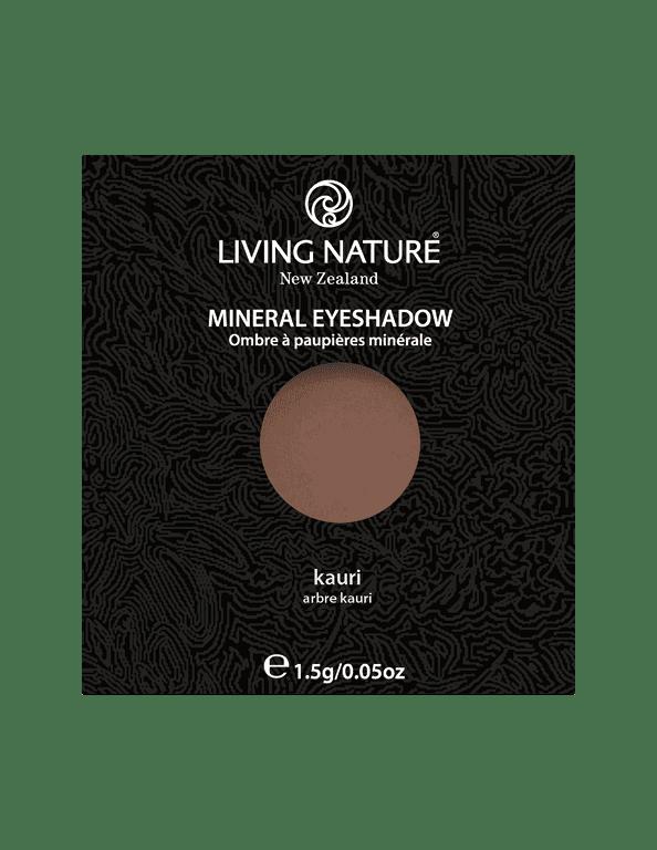 Phấn mắt Kauri (Shimmer - Brown) chính hãng Living Nature