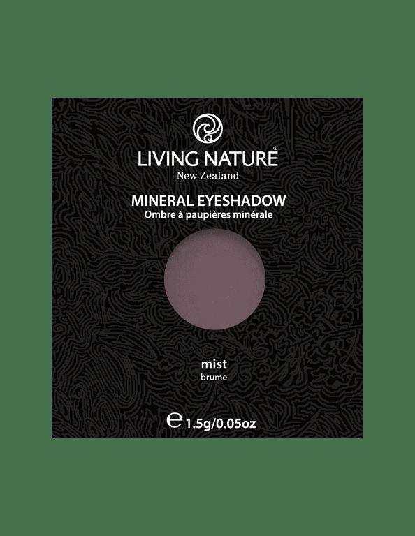 Phấn mắt Mist (Shimmer - Purple) - Living Nature