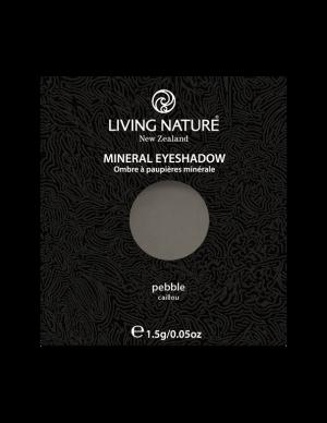Phấn mắt Pebble (Matte - Dark Grey) chính hãng Living Nature