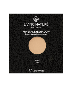 Phấn mắt Sand (Matte - Creamy Vanilla White) chính hãng Living Nature