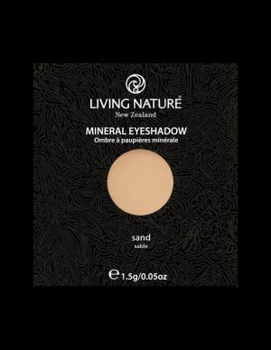 Phấn mắt Sand (Matte - Creamy Vanilla White) - Living Nature