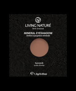 Phấn mắt tự nhiên Living Nature Tussock (Matte - Dark Taupe)
