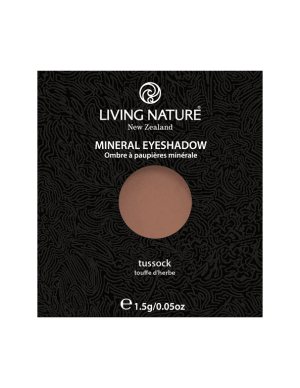 Phấn mắt Tussock (Matte - Dark Taupe) - Living Nature