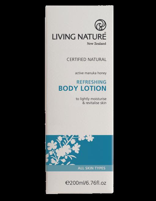 Sữa dưỡng thể Living Nature Refreshing Body Lotion 6