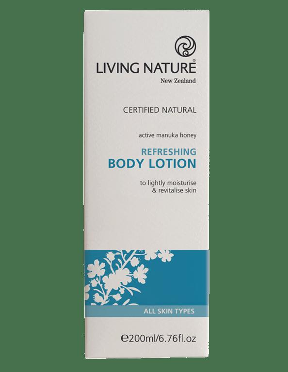 Sữa dưỡng thể Refreshing Body Lotion - Living Nature