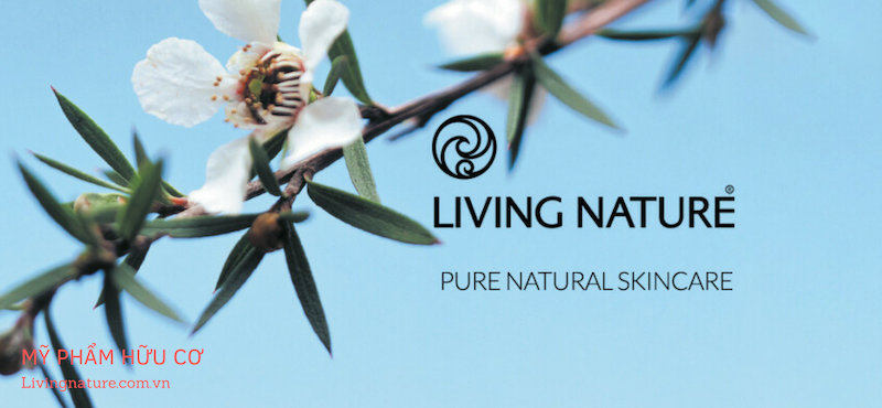 Mỹ phẩm thiên nhiên Living nature