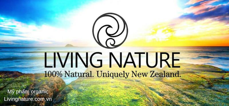 Mỹ phẩm thiên nheien living nature