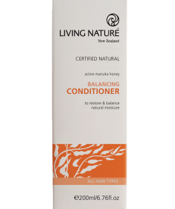Dầu xả Living Nature Balancing Conditioner 1