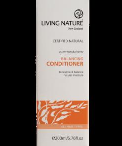 Dầu xả Living Nature Balancing Conditioner 1