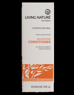 Dầu xả cân bằng, phục hồi Balancing Conditioner - Mỹ phẩm hữu cơ Living Nature.