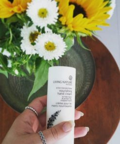 Living Nature Nourishing Hand Cream