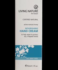 Kem dưỡng da tay Living Nature Nourishing Hand Cream 3