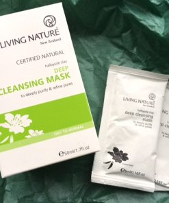 Mặt nạ đất sét Living Nature Deep Cleansing Mask 8