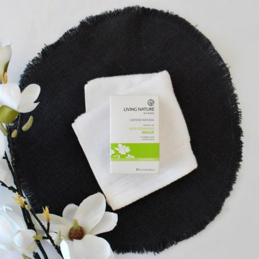 Mặt nạ đất sét Living Nature Deep Cleansing Mask 3
