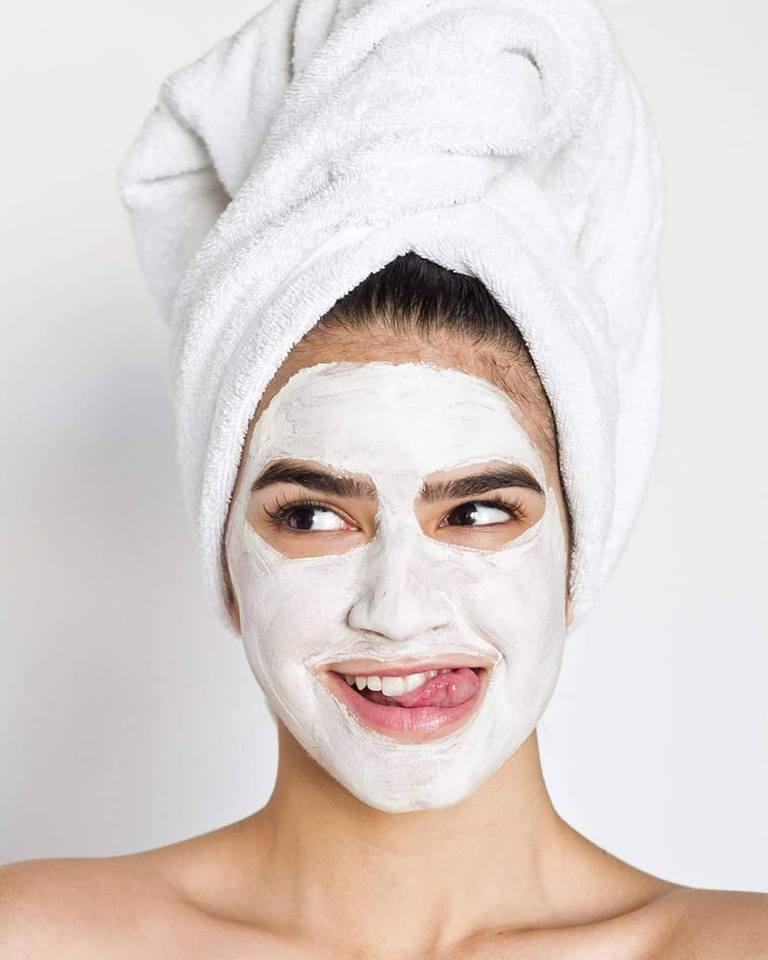 """Mặt nạ Deep Cleansing Mask có mùi như cam quýt và thực sự rất """"fresh""""."""